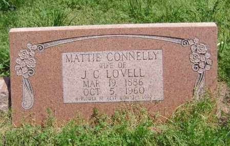 LOVELL, MATTIE - Lawrence County, Arkansas | MATTIE LOVELL - Arkansas Gravestone Photos