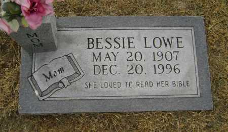 LOWE, BESSIE - Lawrence County, Arkansas | BESSIE LOWE - Arkansas Gravestone Photos