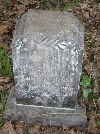 LOY, INFANT SON - Lawrence County, Arkansas | INFANT SON LOY - Arkansas Gravestone Photos