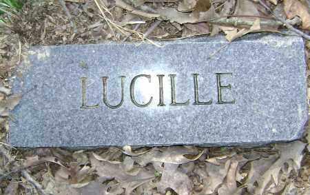 DAVIDSON, LUCILLE - Lawrence County, Arkansas | LUCILLE DAVIDSON - Arkansas Gravestone Photos