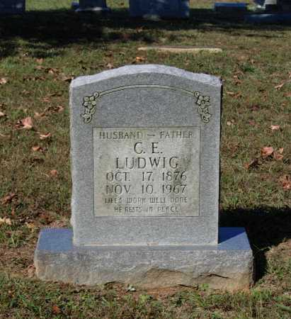 "LUDWIG, CHARLES E.  ""C. E."" - Lawrence County, Arkansas 
