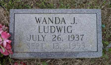 ANDERSON LUDWIG, WANDA JEAN - Lawrence County, Arkansas | WANDA JEAN ANDERSON LUDWIG - Arkansas Gravestone Photos
