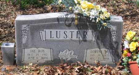 LUSTER, JAY ROY - Lawrence County, Arkansas | JAY ROY LUSTER - Arkansas Gravestone Photos