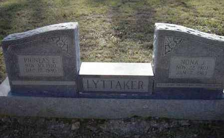 SMITH LYTTAKER, NONA JANE - Lawrence County, Arkansas | NONA JANE SMITH LYTTAKER - Arkansas Gravestone Photos