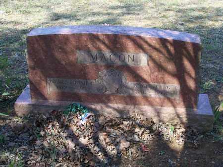 VINING MACON, ELIZABETH ALICE - Lawrence County, Arkansas | ELIZABETH ALICE VINING MACON - Arkansas Gravestone Photos