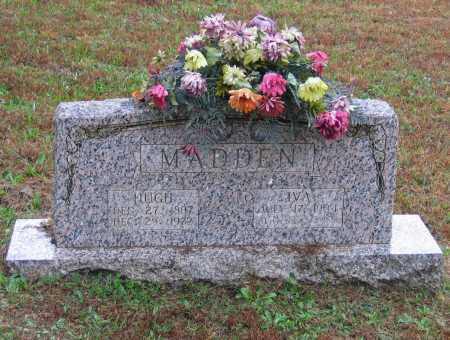 MADDEN, HUGH PARMER - Lawrence County, Arkansas | HUGH PARMER MADDEN - Arkansas Gravestone Photos