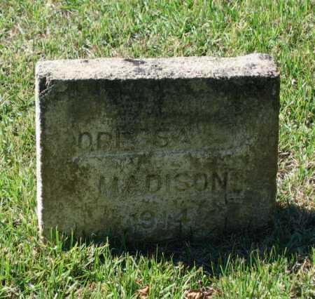MADISON, ODESSA - Lawrence County, Arkansas | ODESSA MADISON - Arkansas Gravestone Photos