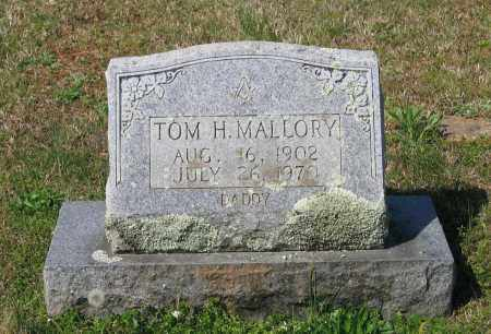 MALLORY, TOM H. - Lawrence County, Arkansas | TOM H. MALLORY - Arkansas Gravestone Photos