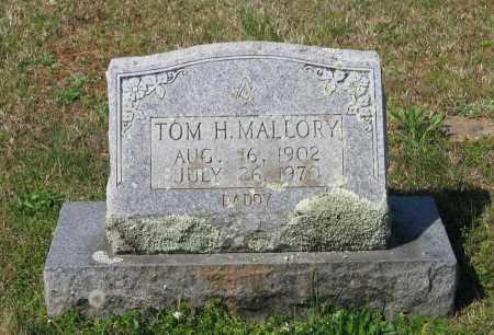 MALLORY, TOM H. - Lawrence County, Arkansas | TOM H. MALLORY - Arkansas Gravestone Photos