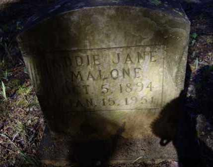 MALONE, ADDIE JANE - Lawrence County, Arkansas | ADDIE JANE MALONE - Arkansas Gravestone Photos