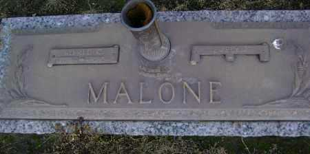HOOTEN MALONE, EVELYN CLOYCE - Lawrence County, Arkansas | EVELYN CLOYCE HOOTEN MALONE - Arkansas Gravestone Photos