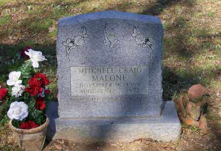 MALONE, MITCHELL CRAIG - Lawrence County, Arkansas | MITCHELL CRAIG MALONE - Arkansas Gravestone Photos