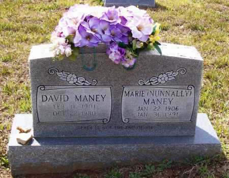 NUNNALLY, MIRIAM OLA MARIE - Lawrence County, Arkansas | MIRIAM OLA MARIE NUNNALLY - Arkansas Gravestone Photos