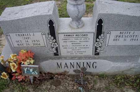 "MANNING, CHARLES J. ""JAY"" - Lawrence County, Arkansas | CHARLES J. ""JAY"" MANNING - Arkansas Gravestone Photos"