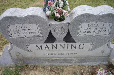 MANNING, LOLA JEAN - Lawrence County, Arkansas | LOLA JEAN MANNING - Arkansas Gravestone Photos