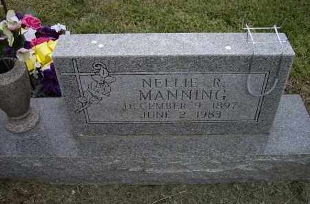 MANNING, NELLIE R. - Lawrence County, Arkansas | NELLIE R. MANNING - Arkansas Gravestone Photos