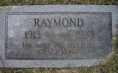 MANNING, RAYMOND - Lawrence County, Arkansas | RAYMOND MANNING - Arkansas Gravestone Photos
