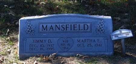 MANSFIELD, JIMMY DORRIS - Lawrence County, Arkansas | JIMMY DORRIS MANSFIELD - Arkansas Gravestone Photos
