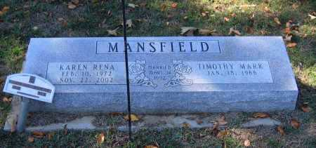 MANSFIELD, KAREN RENA - Lawrence County, Arkansas | KAREN RENA MANSFIELD - Arkansas Gravestone Photos