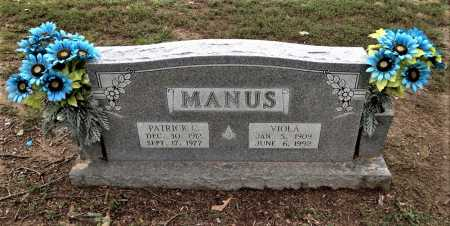 DAME MANUS, VIOLA - Lawrence County, Arkansas | VIOLA DAME MANUS - Arkansas Gravestone Photos