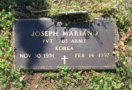 MARIANO (VETERAN KOR), JOSEPH - Lawrence County, Arkansas | JOSEPH MARIANO (VETERAN KOR) - Arkansas Gravestone Photos