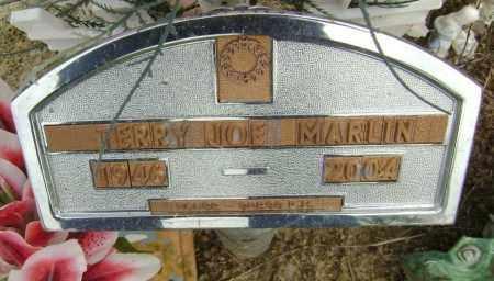MARLIN, TERRY JOE - Lawrence County, Arkansas | TERRY JOE MARLIN - Arkansas Gravestone Photos