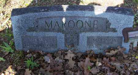 MAROONE, JOE A. - Lawrence County, Arkansas | JOE A. MAROONE - Arkansas Gravestone Photos