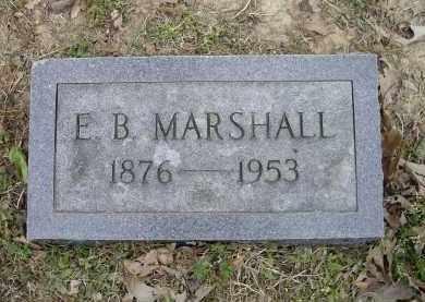 MARSHALL, E. B. - Lawrence County, Arkansas | E. B. MARSHALL - Arkansas Gravestone Photos