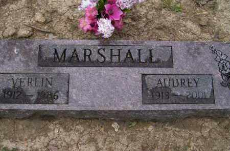 MARSHALL, AUDREY ALINE - Lawrence County, Arkansas | AUDREY ALINE MARSHALL - Arkansas Gravestone Photos