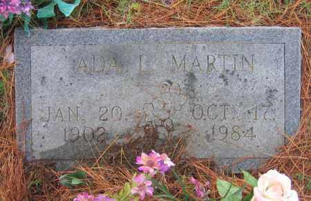 MASSEY MARTIN, ADA L. - Lawrence County, Arkansas | ADA L. MASSEY MARTIN - Arkansas Gravestone Photos