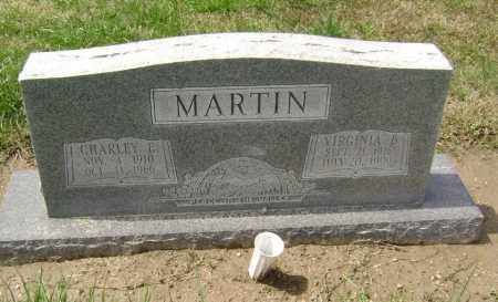 MARTIN, VIRGINIA - Lawrence County, Arkansas | VIRGINIA MARTIN - Arkansas Gravestone Photos