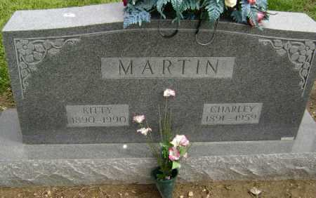 MARTIN, CHARLEY E. - Lawrence County, Arkansas | CHARLEY E. MARTIN - Arkansas Gravestone Photos