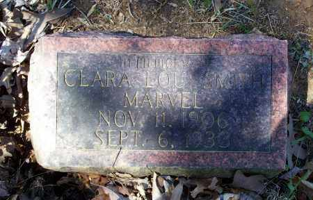 SMITH MARVEL, CLARA LOU - Lawrence County, Arkansas | CLARA LOU SMITH MARVEL - Arkansas Gravestone Photos