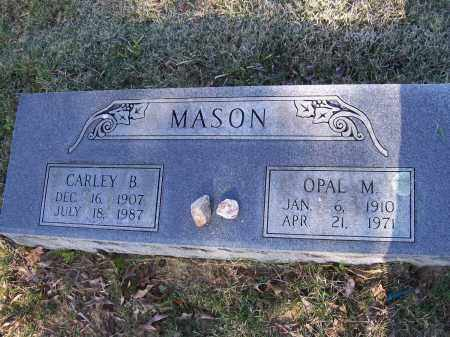 MASON, CARLEY B. - Lawrence County, Arkansas | CARLEY B. MASON - Arkansas Gravestone Photos