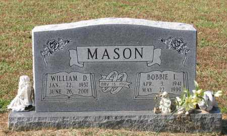 MASON, BOBBIE LAVELL - Lawrence County, Arkansas | BOBBIE LAVELL MASON - Arkansas Gravestone Photos