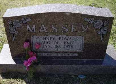 MASSEY, CONNEY EDWARD - Lawrence County, Arkansas | CONNEY EDWARD MASSEY - Arkansas Gravestone Photos