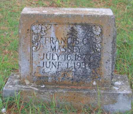 GIBBENS MASSEY, FRANCES CARRIE - Lawrence County, Arkansas | FRANCES CARRIE GIBBENS MASSEY - Arkansas Gravestone Photos