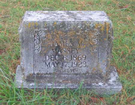 MASSEY, JAMES M. - Lawrence County, Arkansas   JAMES M. MASSEY - Arkansas Gravestone Photos