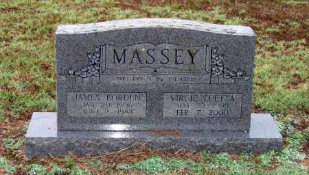 MASSEY, JAMES BORDEN - Lawrence County, Arkansas | JAMES BORDEN MASSEY - Arkansas Gravestone Photos