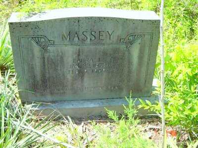 MASSEY, LAURA JACKSON - Lawrence County, Arkansas | LAURA JACKSON MASSEY - Arkansas Gravestone Photos
