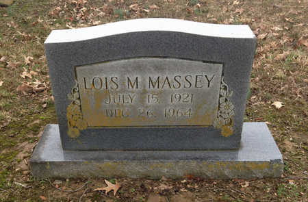 MASSEY, LOIS M. - Lawrence County, Arkansas | LOIS M. MASSEY - Arkansas Gravestone Photos