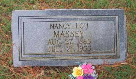 MASSEY, NANCY LOU - Lawrence County, Arkansas | NANCY LOU MASSEY - Arkansas Gravestone Photos