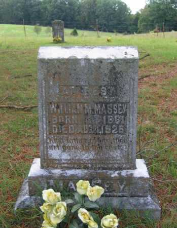 MASSEY, WILLIAM M. - Lawrence County, Arkansas | WILLIAM M. MASSEY - Arkansas Gravestone Photos
