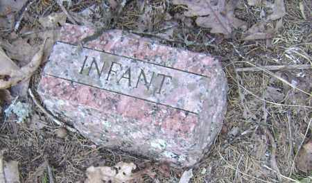 MATHENY, INFANT - Lawrence County, Arkansas | INFANT MATHENY - Arkansas Gravestone Photos