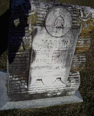MATTHEWS, MARVIN MONROE - Lawrence County, Arkansas | MARVIN MONROE MATTHEWS - Arkansas Gravestone Photos
