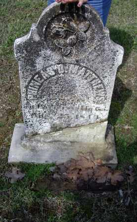 MATTHEWS, PHINEAS D. - Lawrence County, Arkansas | PHINEAS D. MATTHEWS - Arkansas Gravestone Photos
