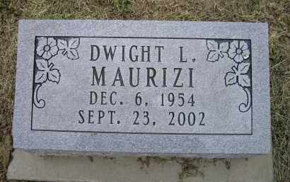 MAURIZI, DWIGHT L. - Lawrence County, Arkansas | DWIGHT L. MAURIZI - Arkansas Gravestone Photos