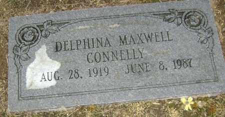 CONNELLY, DELPHINA HATCHER MAXWELL - Lawrence County, Arkansas | DELPHINA HATCHER MAXWELL CONNELLY - Arkansas Gravestone Photos