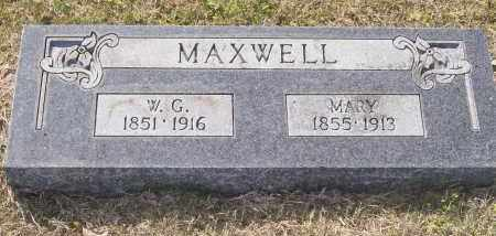 WATTS MAXWELL, MARY - Lawrence County, Arkansas | MARY WATTS MAXWELL - Arkansas Gravestone Photos