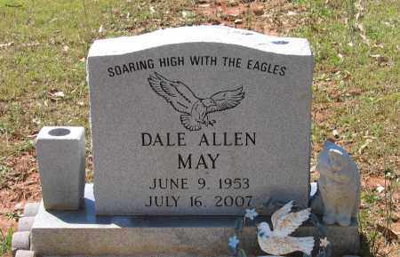 MAY, DALE ALLEN - Lawrence County, Arkansas | DALE ALLEN MAY - Arkansas Gravestone Photos